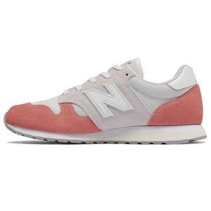 New Balance WL520TD Damen Sneaker grau coral 618411-50 13 – Bild 2