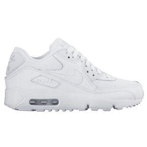 Nike Air Max 90 LTR GS Sneaker weiß 833412 100 – Bild 1