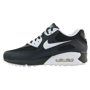 Nike Air Max 90 Essential Herren Sneaker anthracite white 537384 089 – Bild 2
