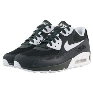Nike Air Max 90 Essential Herren Sneaker anthracite white 537384 089 – Bild 3