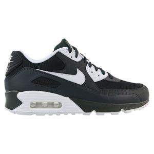 Nike Air Max 90 Essential Herren Sneaker anthracite white 537384 089 – Bild 1