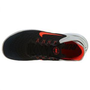 Nike Free RN 2018 Herren Running Sneaker schwarz grau neon 942836 005 – Bild 4