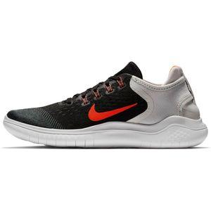 Nike Free RN 2018 Herren Running Sneaker schwarz grau neon 942836 005 – Bild 2