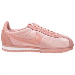 Nike WMNS Classic Cortez Nylon Damen Sneaker coral stardust 749864 606 – Bild 1