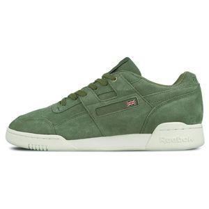 Reebok Workout Plus MCC Herren Sneaker grün CM9304 – Bild 2