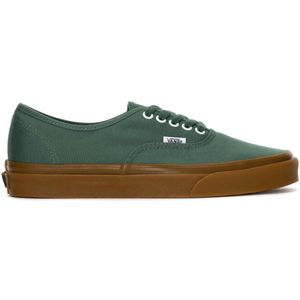 Vans Authentic Herren Sneaker duck green gum VN0A38EMQ9V – Bild 1