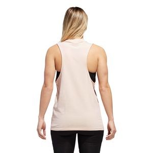 adidas Originals Trefoil Tank Top Damen blush pink CE5583 – Bild 4