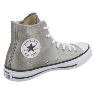 Converse CT AS Hi Chuck Taylor All Star Sneaker high grau – Bild 3