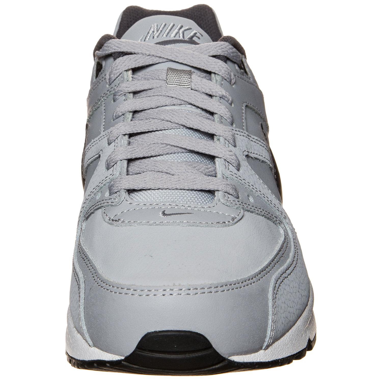 Nike Air Max Command Leather Herren Sneaker grau weiß 749760 012