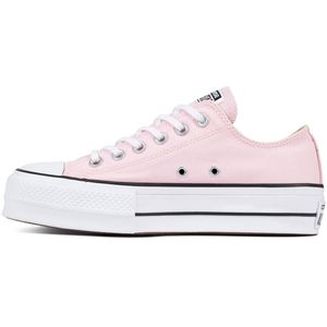 Converse CT AS LIFT OX Chuck Taylor All Star 560685C rosa weiß – Bild 2