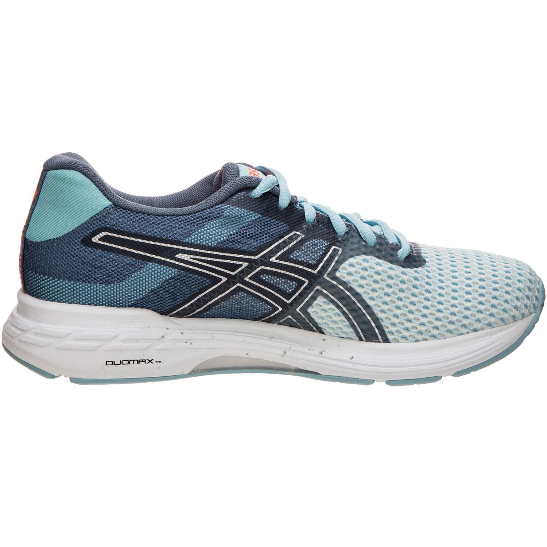 Asics Gel-Phoenix 9 Damen Runningschuhe blau türkis T872N-1493