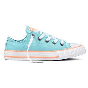 Converse Youth All Star OX Chucks Kinder bleached aqua 660732C – Bild 1