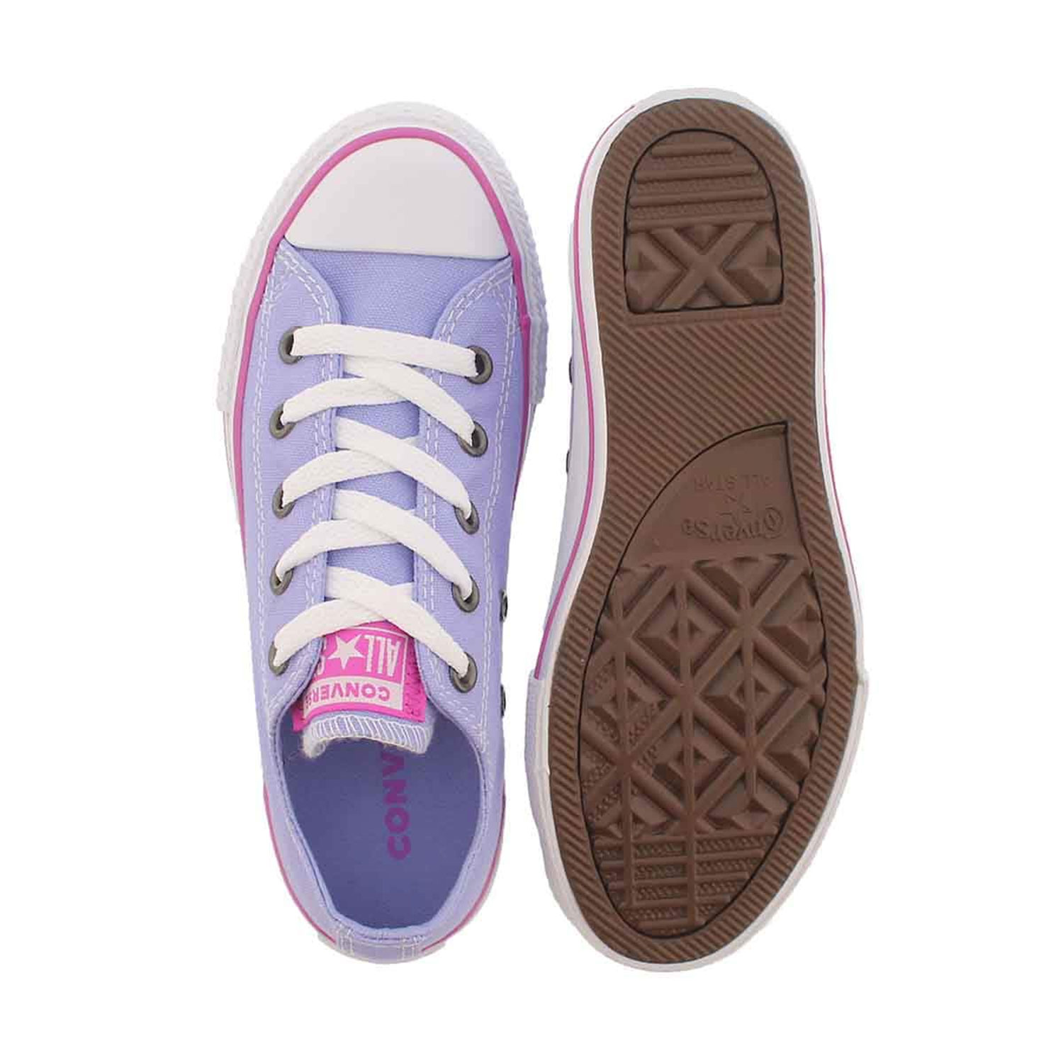 new product a5d61 a7a9b Converse Youth All Star OX Chucks Kinder twilight pulse 660733C