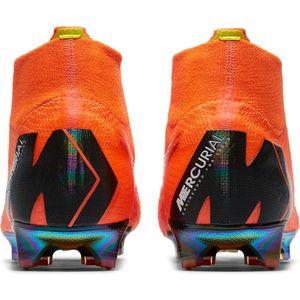 Nike Superfly 6 Elite FG Herren Fußballschuhe neon orange AH7365 810 – Bild 3