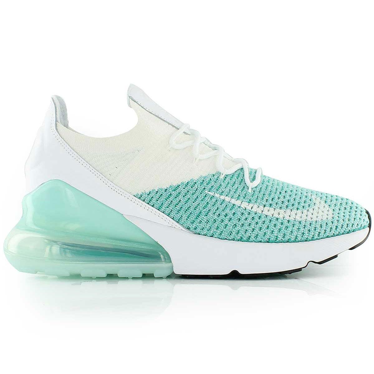 sale retailer be39b 9d656 Nike Sneaker Frauen Air Max 270 Flyknit in weiß Die Günstigste Günstig  Online Zum Verkauf Günstigen