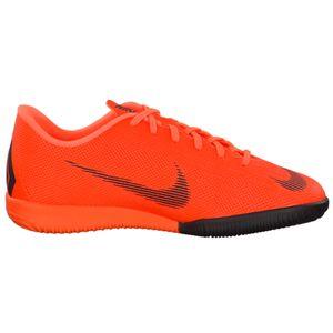 Nike JR Vapor X 12 Academy GS IC Hallenschuhe neon orange AJ3101 810 – Bild 1