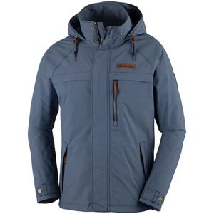 Columbia Good Ways Herren Outdoorjacke collegiate navy RM1017-464 – Bild 1