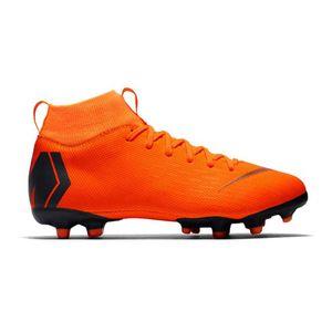 Nike JR Superfly VI Academy MG Fussballschuhe neon orange AH7337 810 – Bild 1