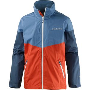 Columbia Inner Limits Herren Outdoorjacke blau orange RO1036-845 – Bild 1