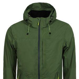 Icepeak Sahar Jacket Herrenjacke Regenjacke grün 9/56 231 527I 550 – Bild 2