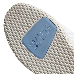 adidas Originals PW Tennis HU Sneaker weiß blau CQ2167 – Bild 7