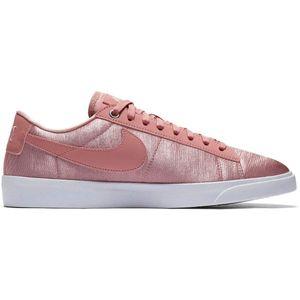 Nike WMNS Blazer Low SE Damen Sneaker rust pink AO1251 600 – Bild 1
