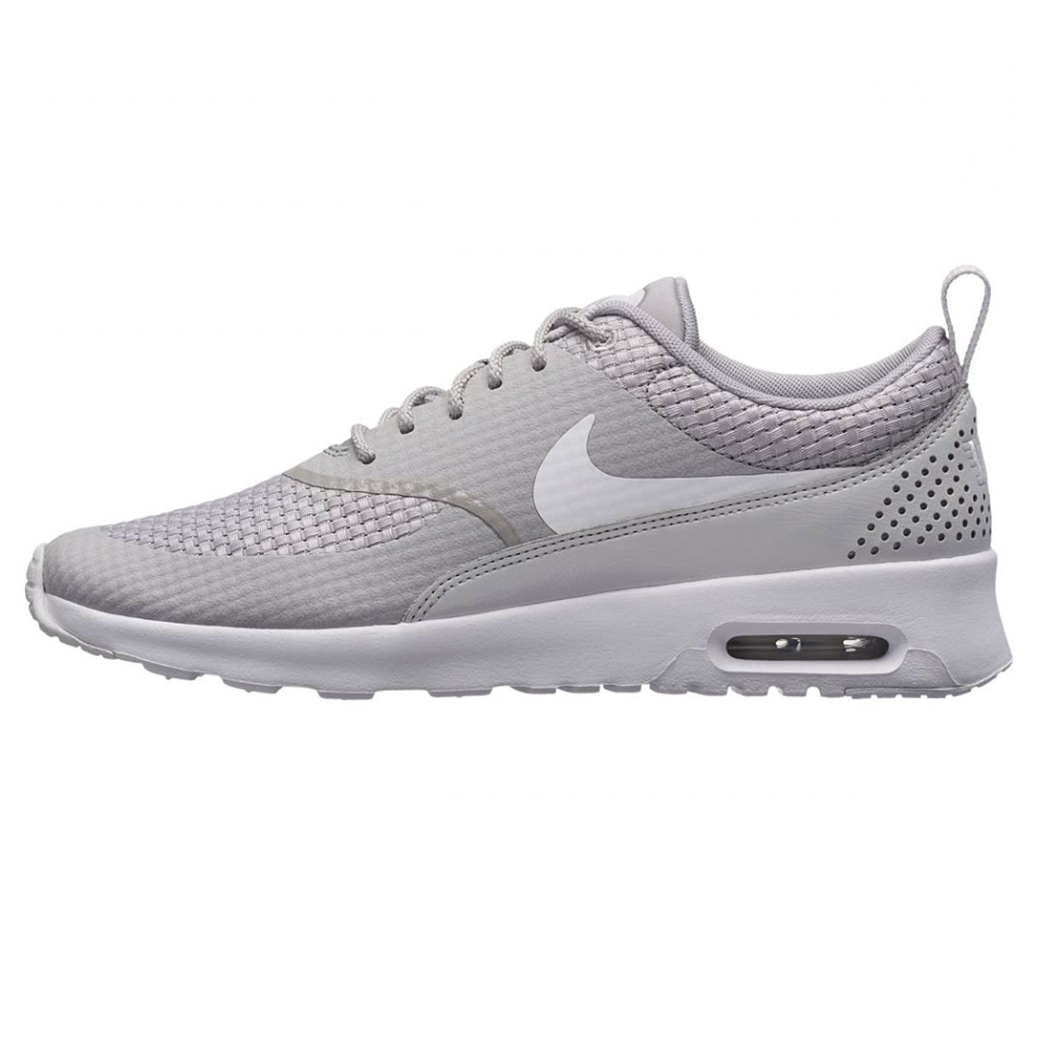 nike wmns air max thea premium damen sneaker grau 616723 023. Black Bedroom Furniture Sets. Home Design Ideas