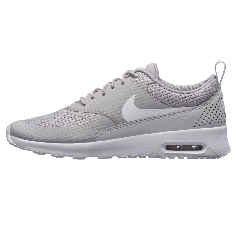 save off 3d60b e359b Nike WMNS Air Max Thea Premium Damen Sneaker grau 616723 023 – Bild 2