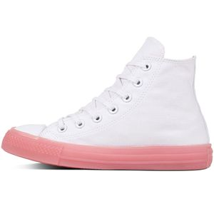 Converse CT AS Hi Chuck Taylor All Star white/cherry blossom 560645C – Bild 2