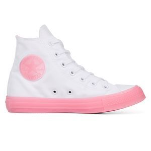 Converse CT AS Hi Chuck Taylor All Star white/cherry blossom 560645C – Bild 1