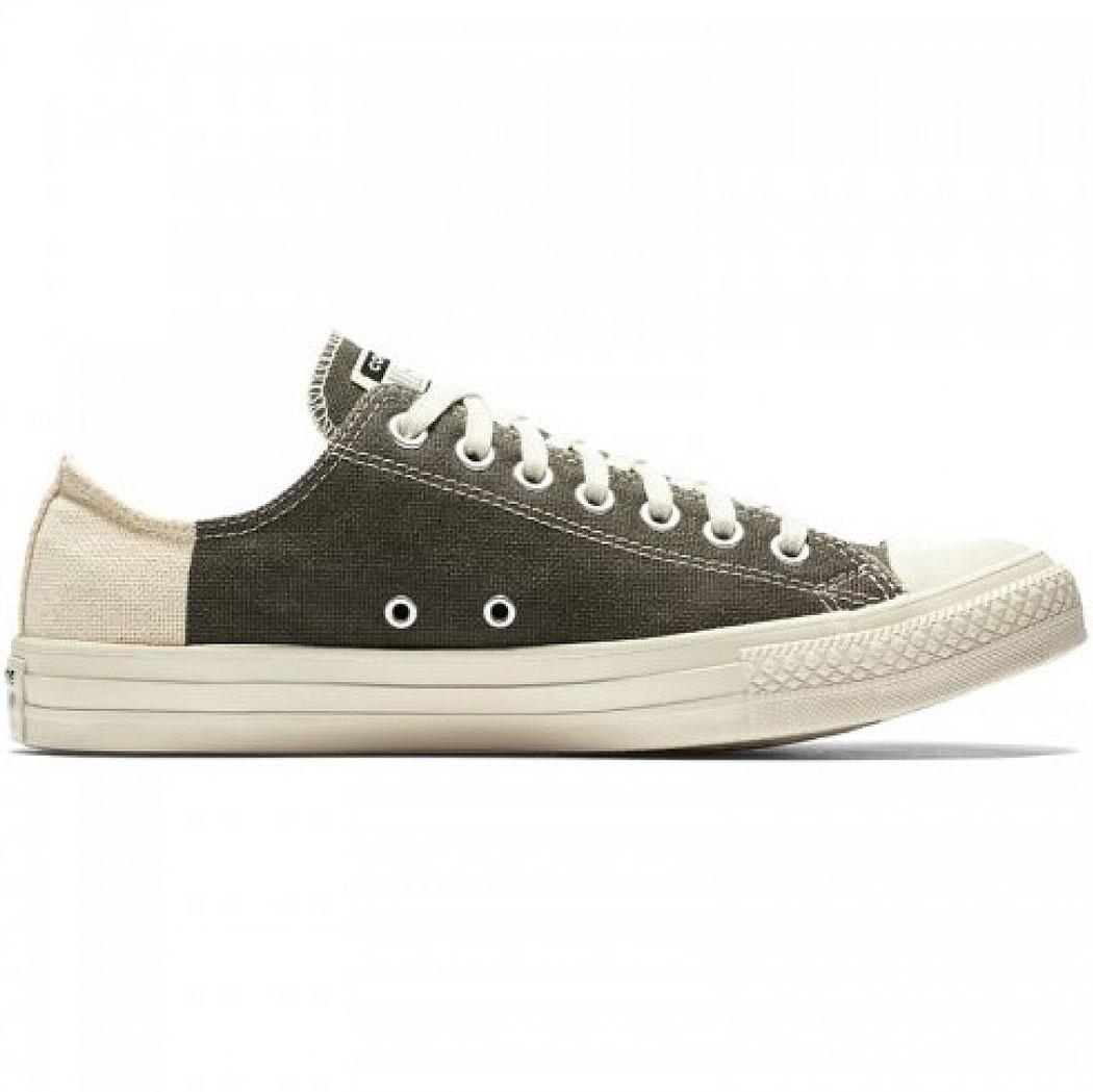 Converse CT AS OX Chuck Taylor All Star jute black cool grey 160472C