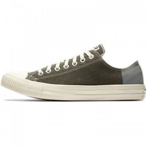 Converse CT AS OX Chuck Taylor All Star jute black cool grey 160472C – Bild 2