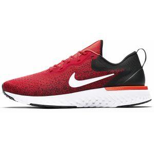 Nike Odyssey React Herren Runningschuhe rot schwarz weiß AO9819 600 – Bild 2