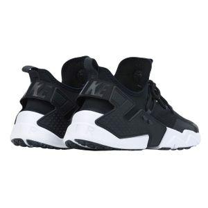 Nike Air Huarache Drift BR Herren Sneaker schwarz weiß AO1133 002 – Bild 3