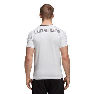 adidas Germany CI Tee Herren DFB Fanshirt weiß CF1734 – Bild 5
