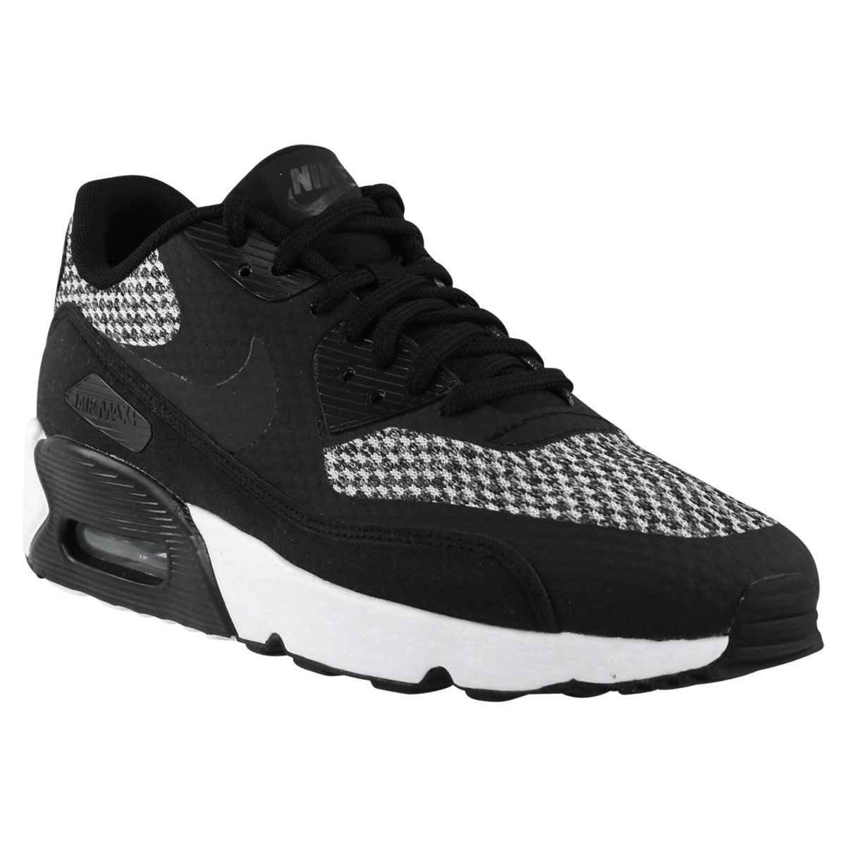 hot sale online 555d7 93b2a Nike Air Max 90 Ultra 2.0 SE GS Sneaker schwarz weiß 917988 005 – Bild 3