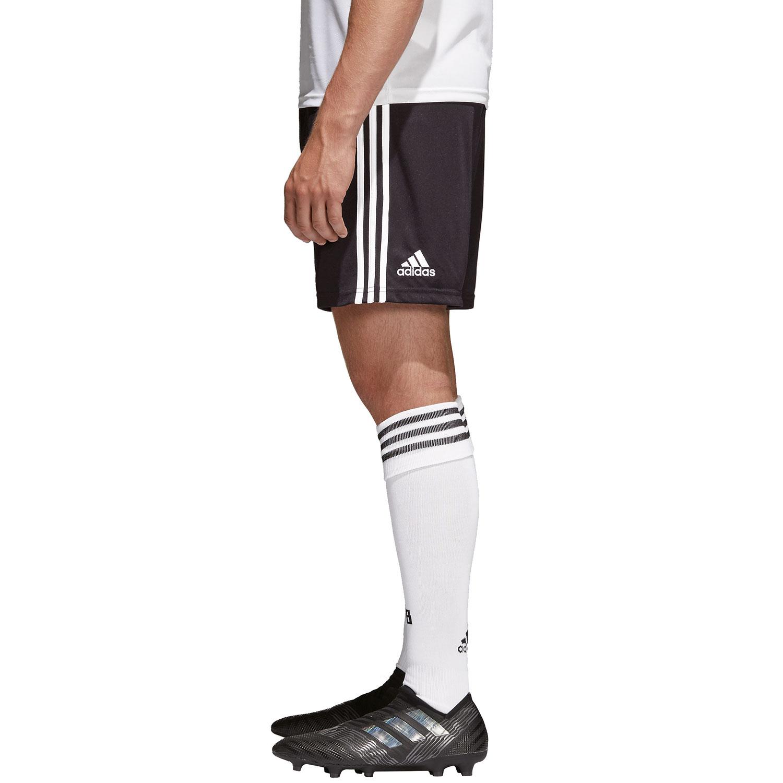 adidas DFB Home Short WM 2018 Herren schwarz weiß BQ8463