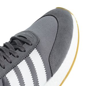 adidas Originals I-5923 Herren Sneaker grau weiß D97345 – Bild 7