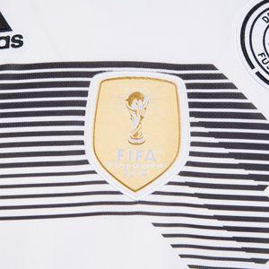 adidas DFB Home Jersey Kinder Heimtrikot WM 2018 weiß Reus Nr.11 – Bild 7