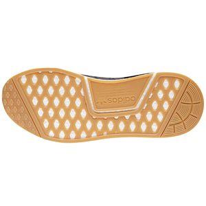 adidas Originals NMD_R1 Herren Sneaker grau weiß B42199 – Bild 6