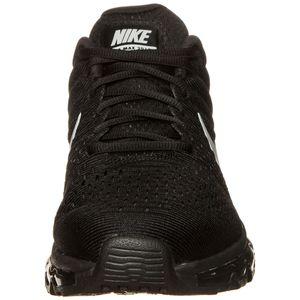 Nike Air Max 2017 Herren Sneaker schwarz silber 849559 001 – Bild 5