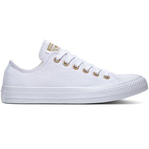 Converse CT AS OX Chuck Taylor All Star weiß gold 560643C