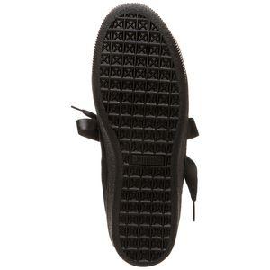 Puma Vikky Platform Ribbon S Damen Sneaker puma black 366418 01 – Bild 4