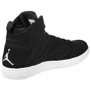 Jordan Flight Legend BG Kinder Basketball Sneaker schwarz AA2527 010 – Bild 2