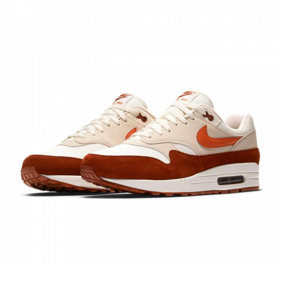 Nike Air Max 1 Herren Sneaker sail vintage coral AH8145 104