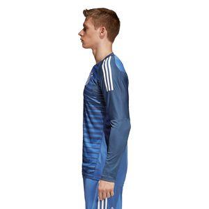adidas DFB Home Goalkeeper Jersey Herren WM 2018 blau BR7831 – Bild 4