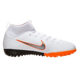 Nike SuperflyX 6 Academy GS TF Kinder Multinocken weiß AH7344 107