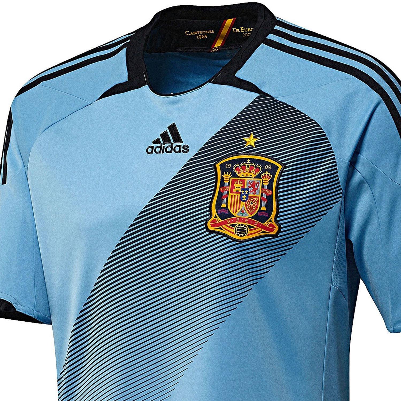 adidas SPANIEN Trikot Home Herren 2012 2013