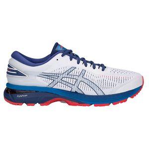 Asics Gel Kayano 25 Herren Laufschuhe Running weiß blau 1011A019-100