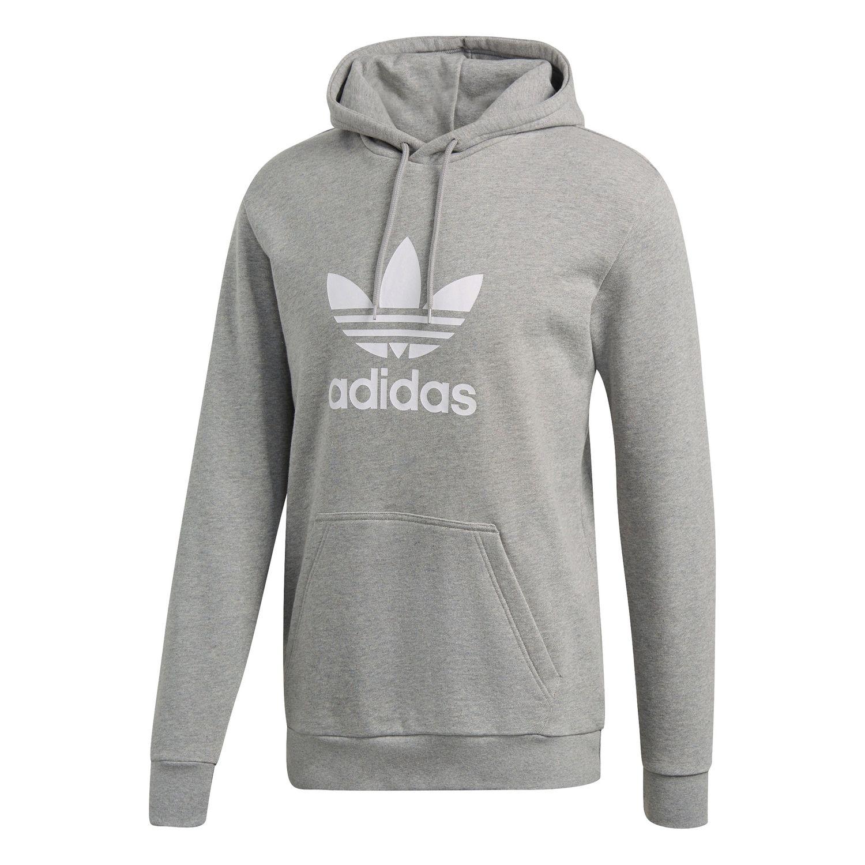 adidas hoodie herren weiss